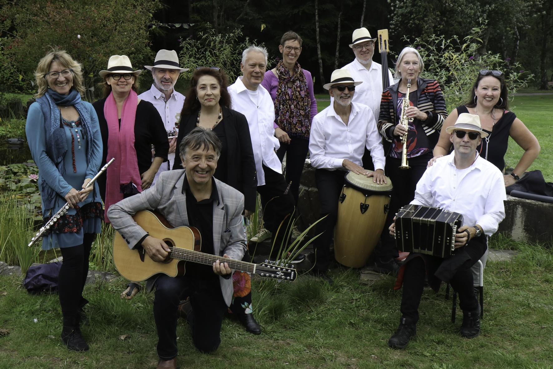 Bandfoto El Corazon